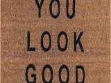 You Re Like Really Pretty Doormat Uk Aloha Doormat asramabinasiswasmaplus Info
