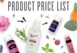 Young Living Catalog 2019 Australian Product Price List March 1 2018 by Young Living