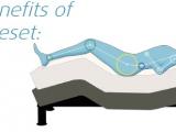 Zero Gravity Position On Tempurpedic Zero G Platinum Adjustable Bed Base Tempur Australia