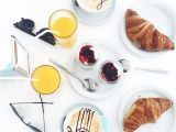 Zuza Bed Breakfast Lisbon Portugal Coffe and Croissant Flatlay by Sandra Moreira Sandrocas Instagram